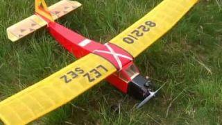 KADMAC - VINTAGE MODEL AIRCRAFT - SEVEN